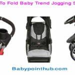 How Ho Fold Baby Trend Jogging Stroller