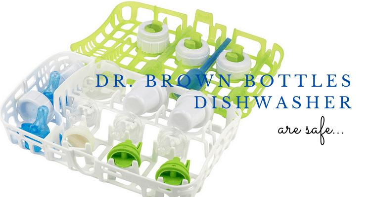 Are Dr. Brown Bottles Dishwasher Safe?