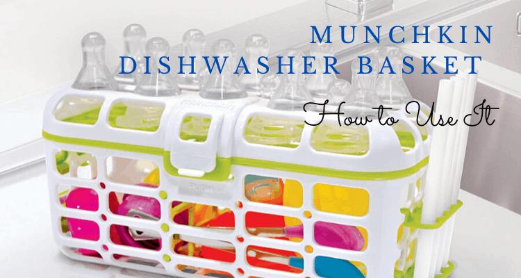 Munchkin Dishwasher Basket: How to Use It?