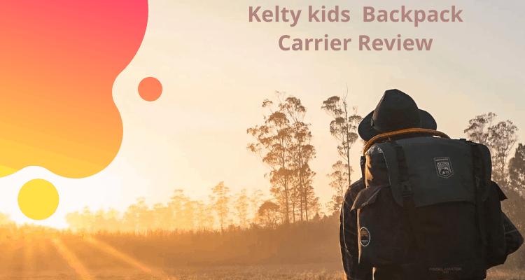 Kelty Kids Backpack Carrier