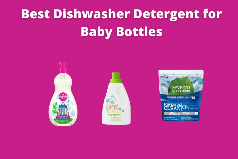 best choice of detergent for your dishwasher