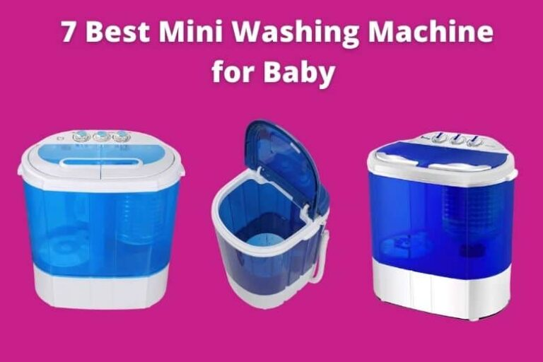 Best Washer for Baby Clothes